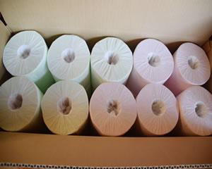 PAPER MOON (ペーパームーン) 高級トイレットペーパー シングル 40個入り