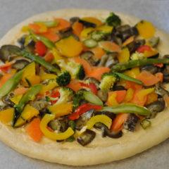8種類の野菜を使用